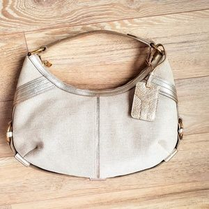YSL Shoulder Bag and Nametag Charm